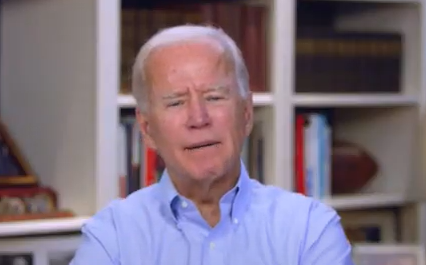 Biden Plays to 19 in YouTube Livestream
